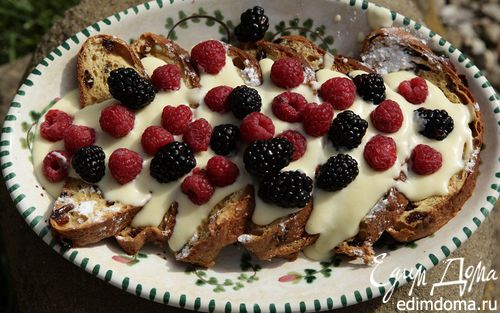 Рецепт Итальянский десерт Zuppa inglese