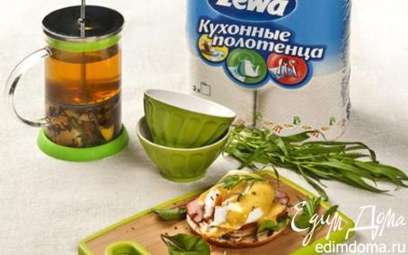 Рецепт Яйцо-бенедикт