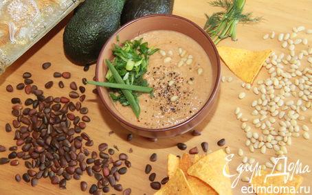 Рецепт Гуакамоле по-сибирски