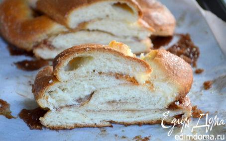 Рецепт Основной рецепт сладкого теста для рулетов в хлебопечке