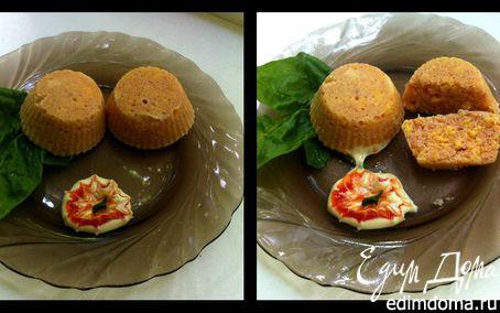 Рецепт Паровые кексики в пароварке