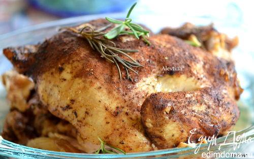 Рецепт Курица со специями