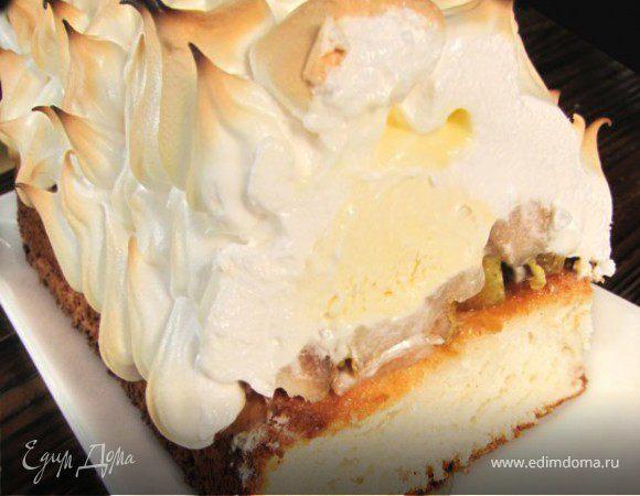 Десерт «Аляска»