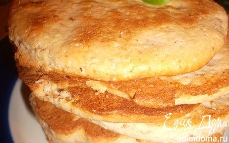 Рецепт Лимонно-ореховое домашнее печенье