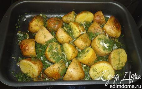 Рецепт Запеченная картошка