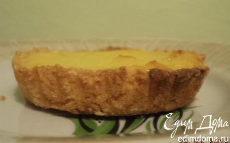 Рецепт Пирожные с заварным кремом