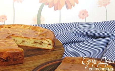 Рецепт Ленивая кулебяка с молодой капустой