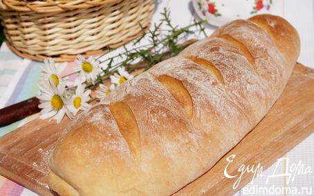 Рецепт Хлеб на молочной сыворотке
