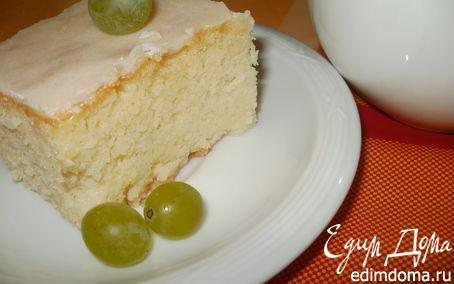 Рецепт Молочный пирог