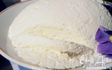 Рецепт Адыгейский сыр