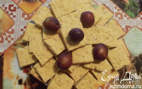 Рецепт Кукурузное печенье