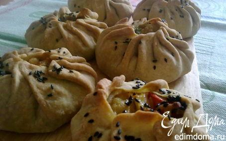 Рецепт Овощные пирожки
