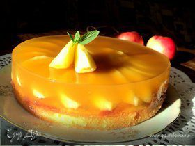 Яблочный пирог «Чакката»