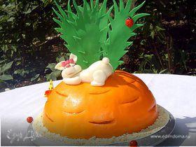 """Торт """"А где морковка?"""" (По мотивам """"Вишневого Панчо"""")"""