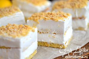 Рецепт – Лимонное пирожное