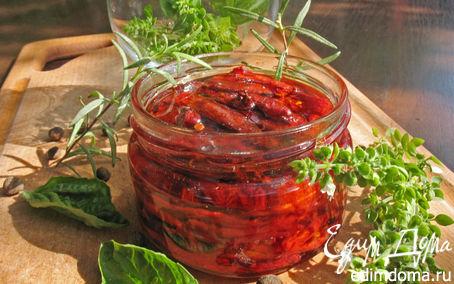 Рецепт Вяленые помидоры без кожицы