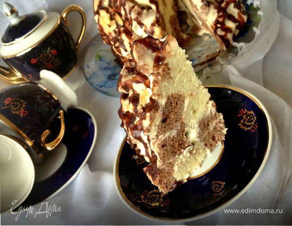 рецепт с фото пошагово торта кучерявый пинчер