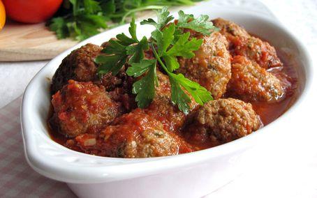 Рецепт Итальянские тефтели
