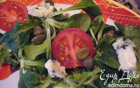 Рецепт Типичный французский салат