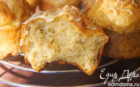 Рецепт Сдобные булочки с сыром по-уэльски