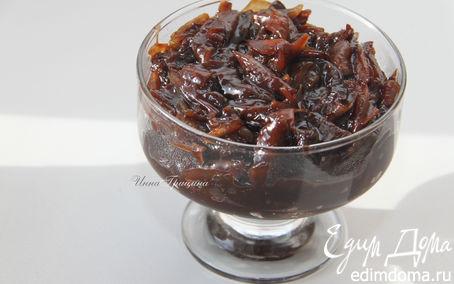 Рецепт Луковый джем с шоколадом