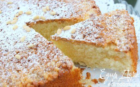 "Рецепт Пирог с кедровыми орешками ""Пинолата"" (Pinolata)"