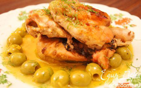 Рецепт Цыпленок по-сицилийски