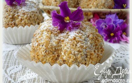 Рецепт Маковое пасхальное пирожное