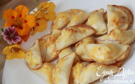 Рецепт Кашателли (Casciatelli)