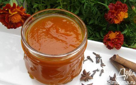 Рецепт Тыквенный джем с апельсином