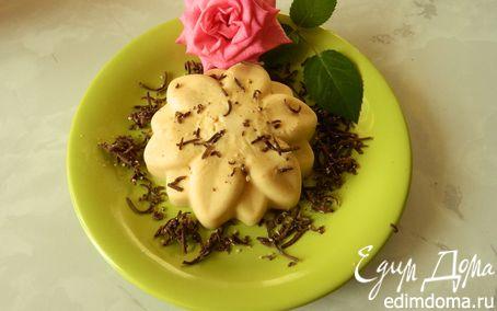 Рецепт Пряное мороженое с тыквой