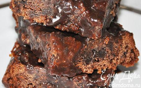 Рецепт Брауни - рецепт с какао