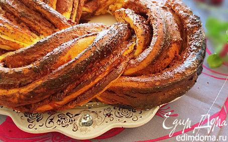 Рецепт Пирог с шоколадной начинкой