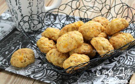 Рецепт Тыквенно-яблочное печенье