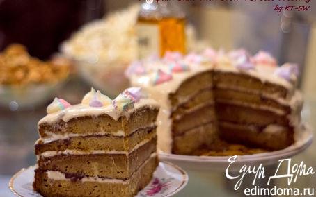 Рецепт Тыквенный торт