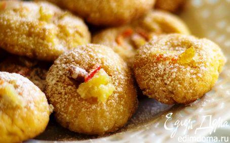 Рецепт Домашнее печенье для тех, кто любит погорячее