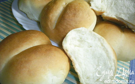 Рецепт Аппетитные французские булочки