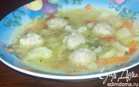 Рецепт Мясо-овощные фрикадельки для заморозки и не только (2 варианта)