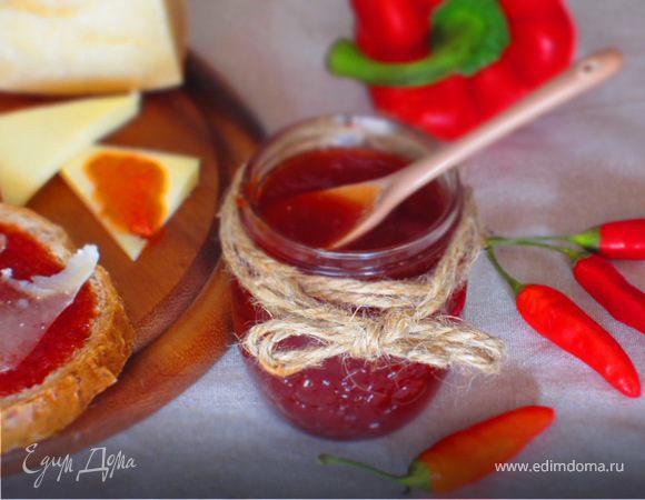 Конфитюр из перца чили