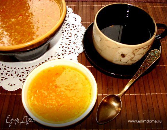 Апельсиново-лимонный конфитюр с имбирем