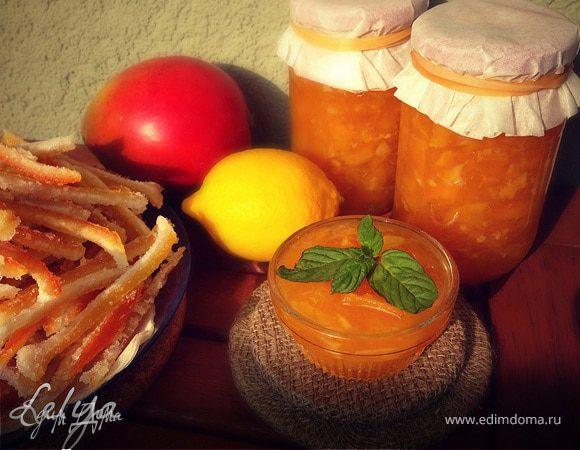 """Варенье """"Экзотика"""" из манго с цитрусовой ноткой"""