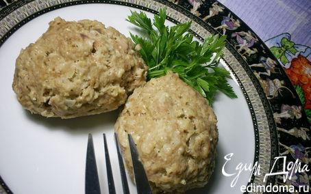 Рецепт Мясо-крупяные котлеты для заморозки