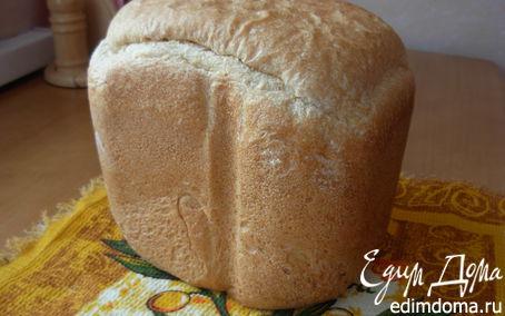 Рецепт Полезно-вкусный хлеб в хлебопечке
