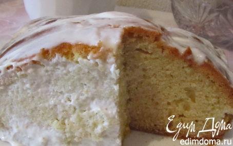 Рецепт Простой лимонный кекс в хлебопечке