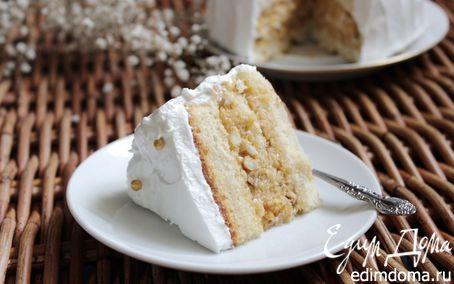 Рецепт Южноамериканский рождественский торт