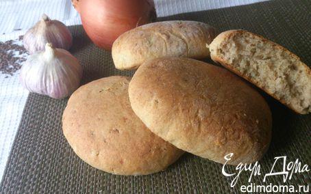 Рецепт Пшенично-ржаные лепешки по рецепту Вильяма Похлебкина