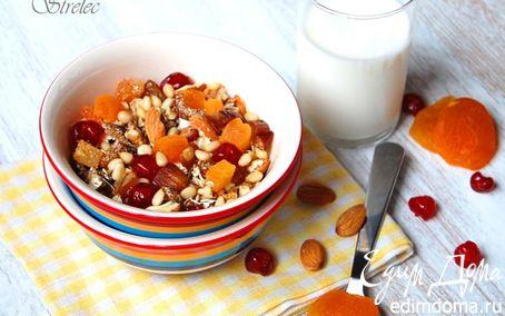 Рецепт Полезный и вкусный завтрак