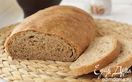 Рецепт Цельнозерновой хлеб