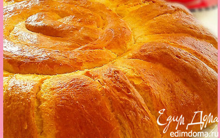 Рецепт Пирог с начинкой из персикового джема