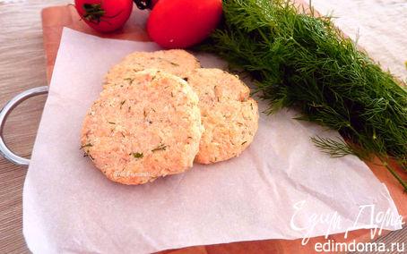 Рецепт Котлетки из лосося и цветной капусты